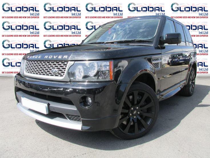 Land Rover Range Rover Sport 2010/0