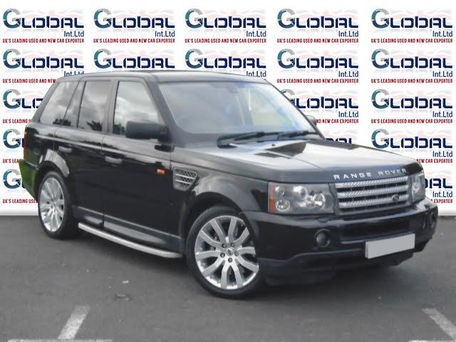 Land Rover Range Rover Sport 2007/0