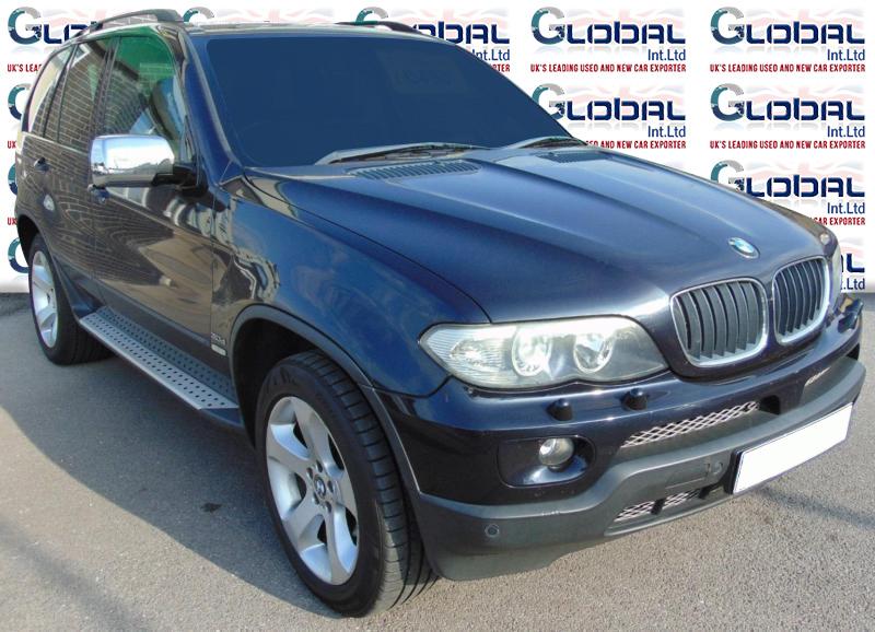 Bmw X5 2005/0