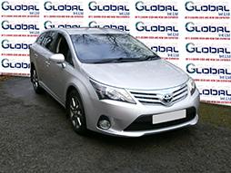 Toyota Avensis 2013/0