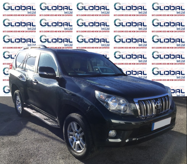 Toyota Land Cruiser 2011/0