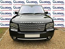 Land Rover Range Rover 2012/0
