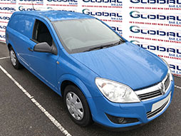 Vauxhall Astravan 2012/0